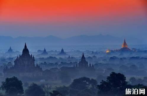 缅甸有哪些好玩的地方
