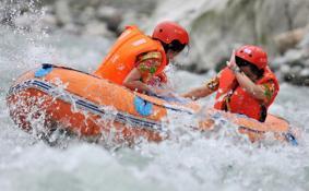 杭州浙西大峡谷漂流价格 杭州浙西大峡谷门票包含漂流吗
