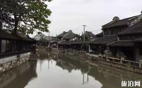 苏州有哪些古镇和老街
