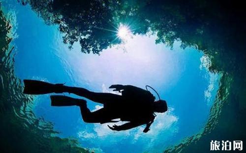 自由潜和水肺潜的区别 自由潜和水肺潜哪个好