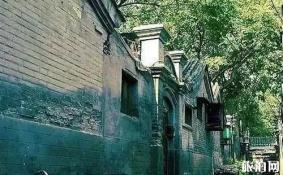 老北京胡同游记 老北京胡同图片