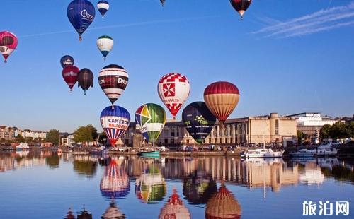 2018布里斯托热气球节时间+地址+交通