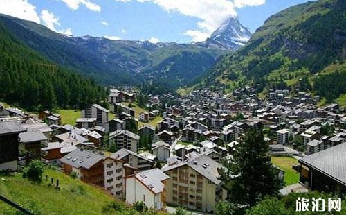 阿尔卑斯山采尔马特地区住哪里比较好