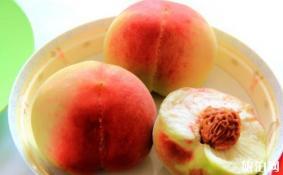 中国哪里产的桃子最好吃