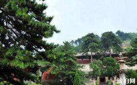 五台山寺庙排名 五台山寺庙有哪些
