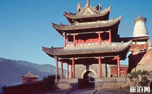 山西十大著名寺庙排行榜
