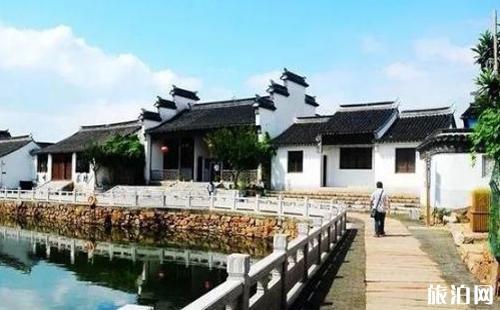 苏州附近古村落和古镇介绍