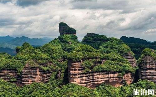 广东四大名山是哪四山