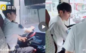 济南长得像张艺兴的公交司机开哪一路公交