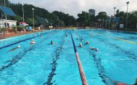 2018年8月全民健身日广州海角红楼游泳场免费吗