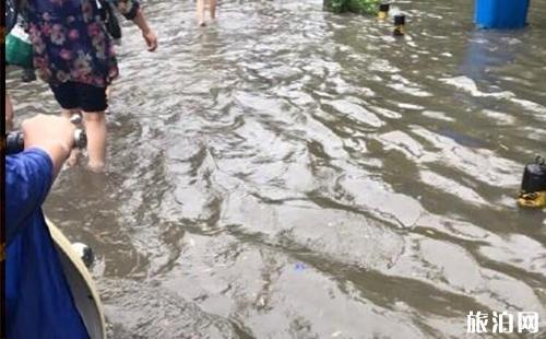 2018年8月8北京暴雨严重吗 北京暴雨还能去吗
