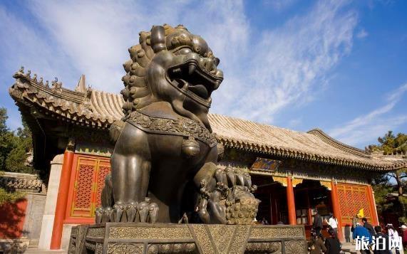 北京颐和园历史故事