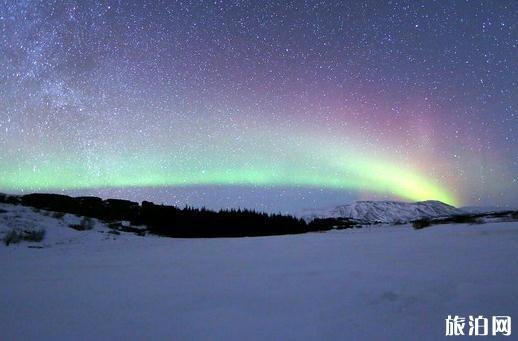 夏季去冰岛可以看到极光吗 什么时候去冰岛能看到极光