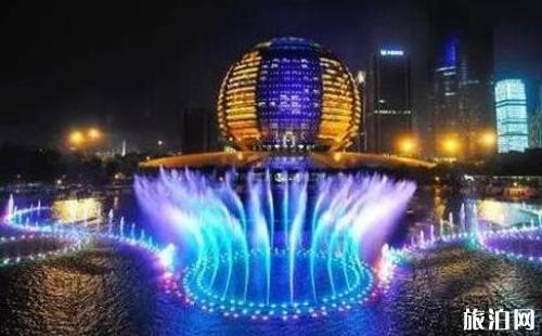 2018钱江新城灯光秀时间+观看位置 钱江新城灯光秀在哪里是最好观看的地点