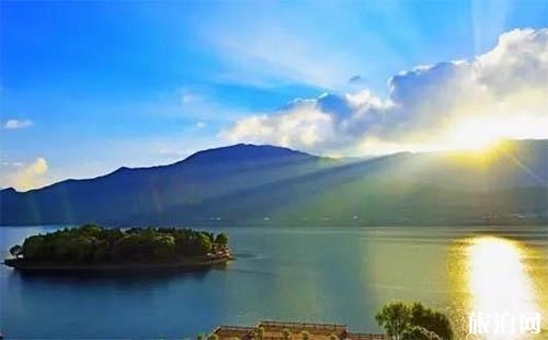 四川马湖风景在哪 马湖有什么好玩的