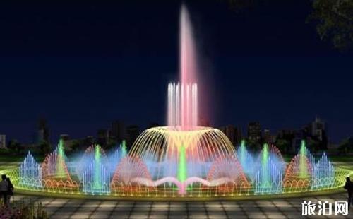 南昌秋水广场喷泉开放了吗 南昌八一广场喷泉的开放时间2018