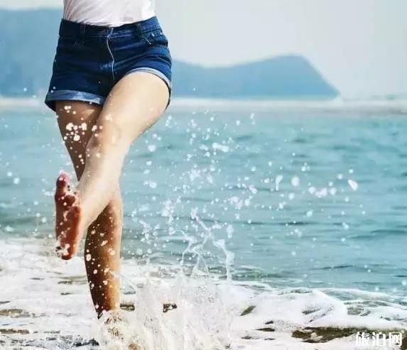 海边拍照姿势大全女生 海边拍照技巧