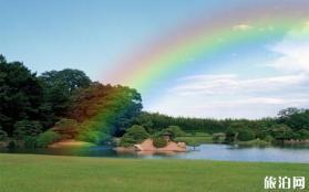 如何用PS做彩虹 如何用PS给风景照加彩虹