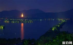 杭州夜游攻略 杭州晚上怎么玩