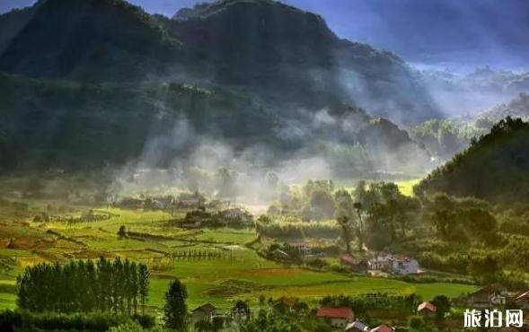 皖南川藏线十一自驾游攻略