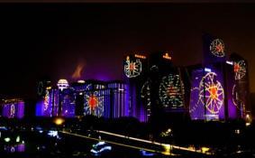 2018杭州国庆节灯光秀时间+音乐喷泉时间