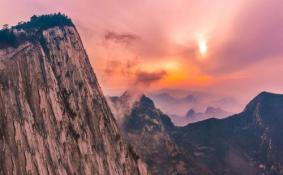 華山最佳登山路線 華山登山必備裝備