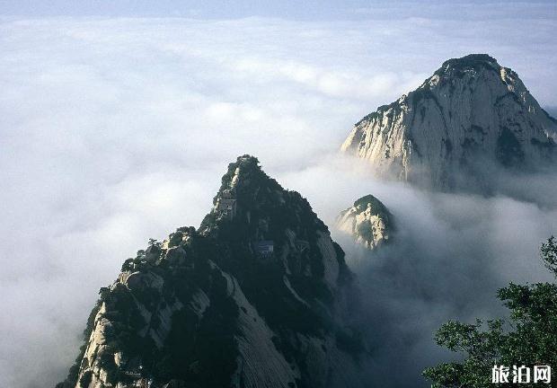 华山最佳登山路线 华山登山必备装备