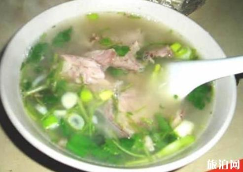 洛陽哪里的羊肉湯最正宗