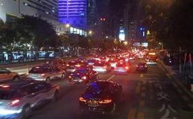 深圳有哪些道路含有公交车专用道