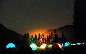 怎样寻找适合露营的地方 什么地方适合露营