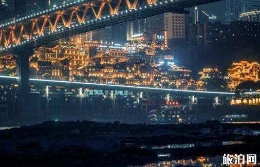 重庆哪些地方的夜景适合拍照