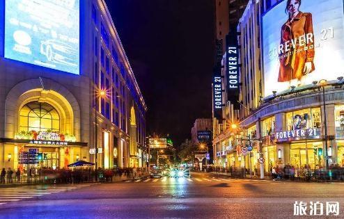 上海适合逛街买衣服的地方在哪里