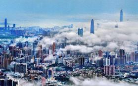 深圳哪里的风景可以拍出大片的感觉