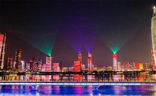 2018深圳灯光节从什么时候开始延续 持续时间是多久