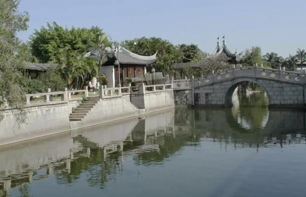广州清净的地方有哪些