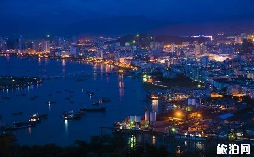 海南三亚哪些地方好玩  三亚值得去的景点