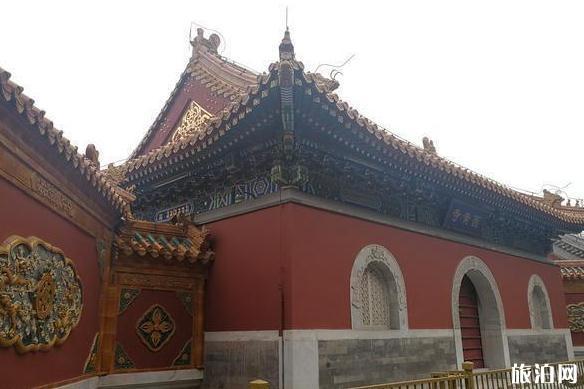 北京西黄寺在哪 北京西黄寺开放时间+门票