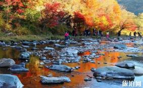 怎么从北京去辽宁本溪看红叶