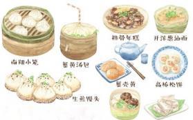 上海美食排行榜 上海特色小吃有哪些