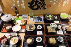 最有特色的日本美食
