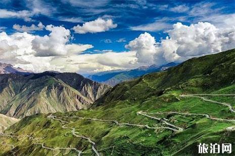 西藏昌都市景点排名榜