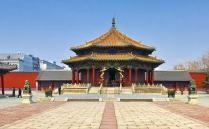 沈阳故宫没有北京故宫那么大的名声,但是也是保护非常好的大型古代建筑群,作为古代帝王的皇宫内院,里面蕴含了大量的古代文化