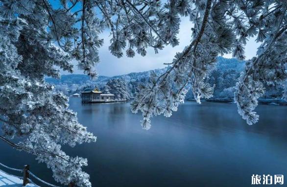 廬山每年什么時候下雪 廬山下雪封山嗎