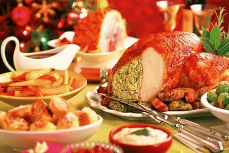 圣诞节吃什么传统食物