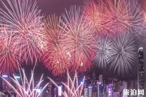 维多利亚港灯光表演_2019维多利亚港跨年烟花攻略_旅泊网
