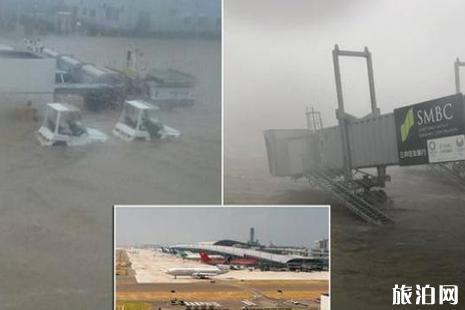 泰国台风2019影响哪些航班被取消