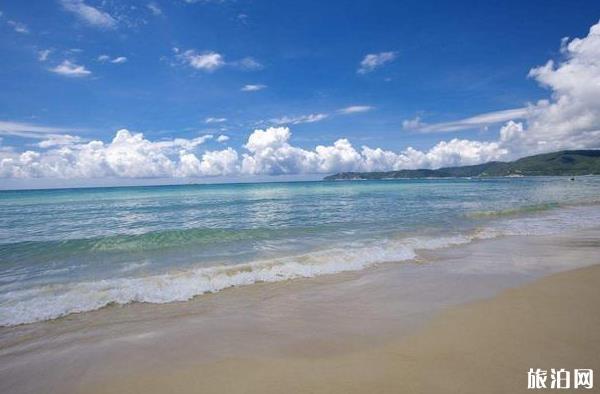 国内人少的海滩有哪些