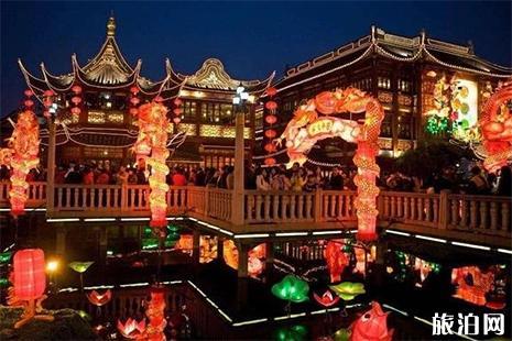 2019上海豫园春节灯会1月21日至2月22日