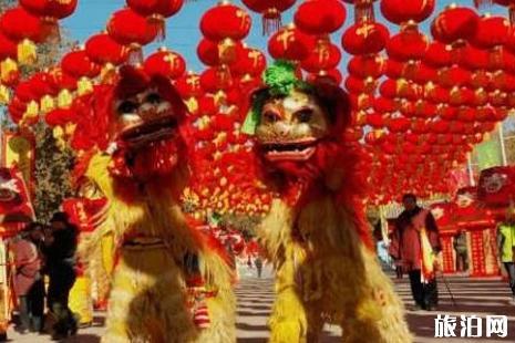 北京庙会2019 北京庙会在哪