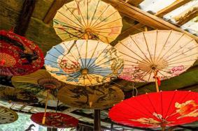 2019上海长宁北新泾油纸伞风情展暨文化民俗庙会1月18日起至1月24日